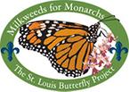Milkweeds for Monarchs logo