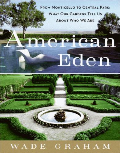 Wade Graham Presentation And Book Signing American Eden Missouri Botanical Garden