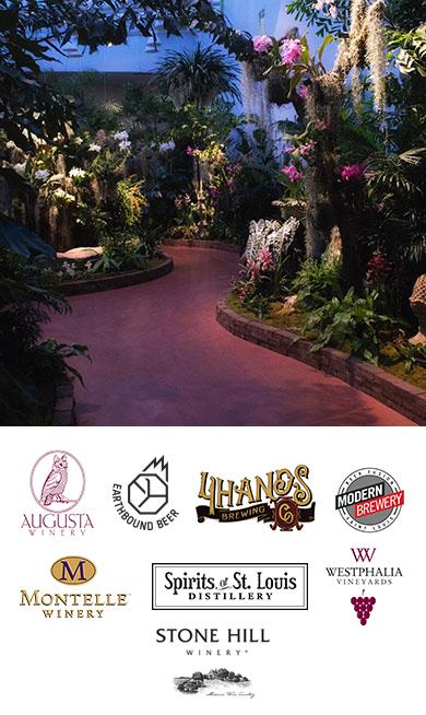 Home - Orchid show missouri botanical garden ...