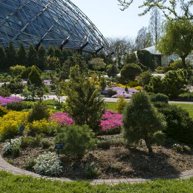 National Public Gardens Day Missouri Botanical Garden
