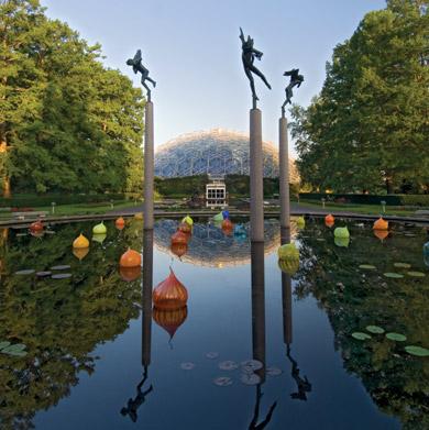 Member Tuesday Nights Missouri Botanical Garden
