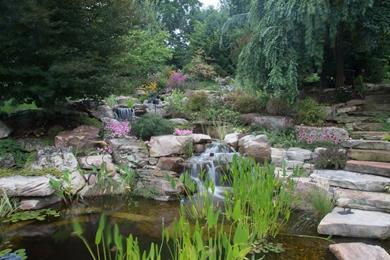 St Louis Garden Tour Missouri Botanical Garden