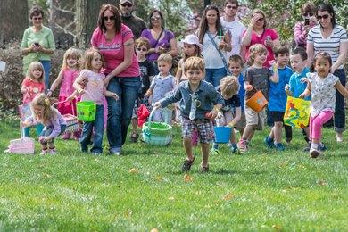 Members Event Eggstravaganza Sold Out Missouri Botanical Garden
