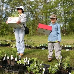 Members Only Spring Wildflower Market Missouri Botanical Garden