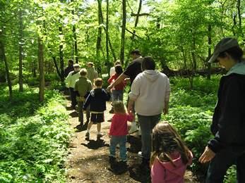 Nature Detectives Club Missouri Botanical Garden