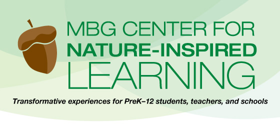 MBG Center for Nature-Inspired Learning logo