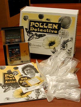 Pollen Detectives WONDERWISE Kit
