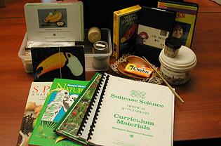The Tropical Rainforest Suitcase Science Kit