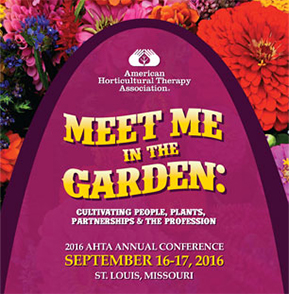 Meet Me at the Garden: ATHA Conference graphic