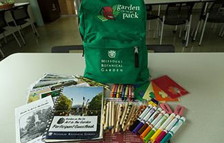 Garden On the Go pack - Art