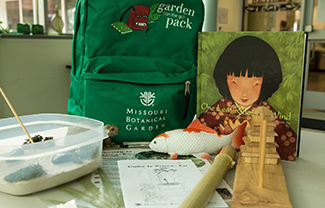 Garden On the Go pack - Japanese Garden