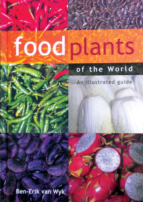 Food Plants of the World book cover