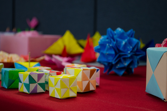 Japanese Festival crafts