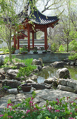 The Chinese Garden Is Considered The Most Authentic U201cscholaru0027s Gardenu201d Of  Its Size In The United States.