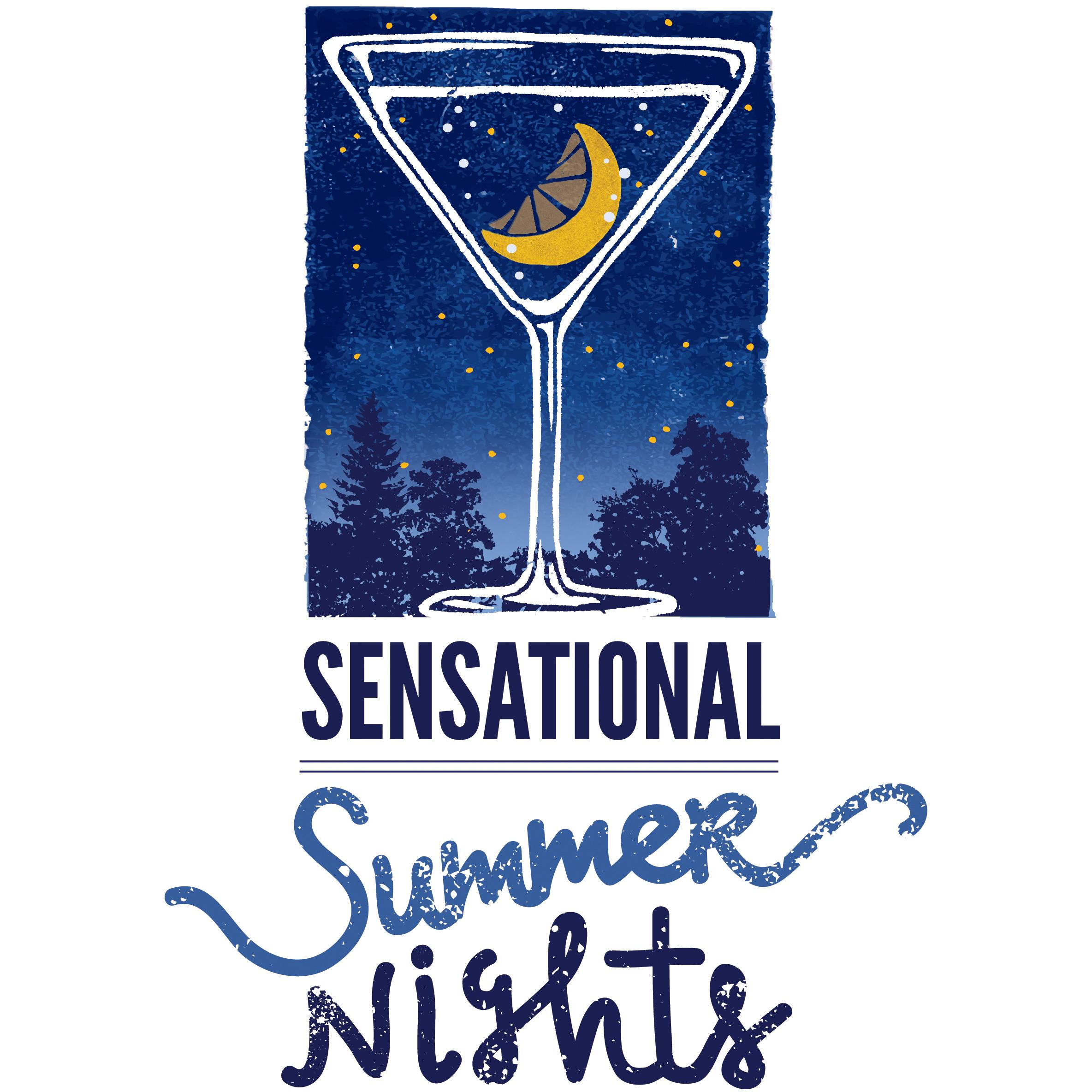 Sensational Summer Nights Square Logo