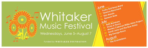 2013 Whitaker Banner