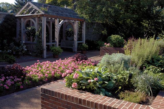 Zimmerman Sensory Garden