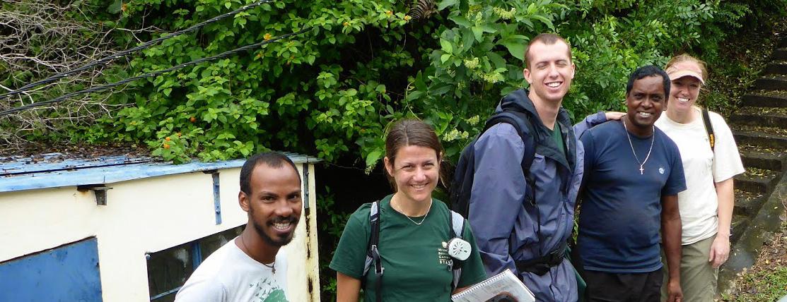 Garden horticulturists in Mauritius