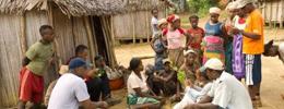 WLBC ethnobotany team in Madagascar