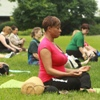 Yoga Classes Offered at the Garden