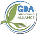 Green Dining Alliance logo