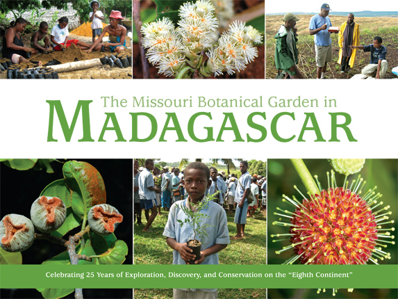 Madagascar Book Cover