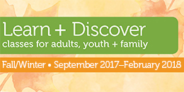 Learn and Discover - Fall/Winter 2017-2018