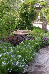 Whitmire Wildflower Garden