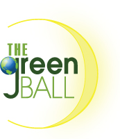 Green Ball logo