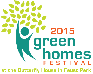 Green Homes Festival logo