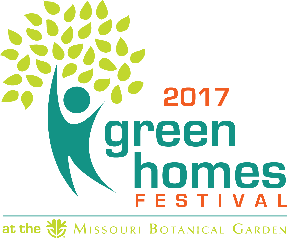 2017 Green Homes Festival logo