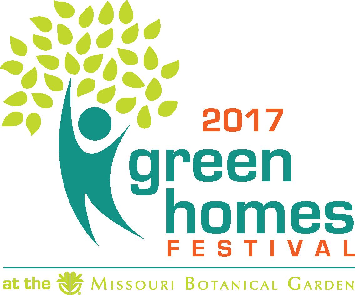 2017 Green Homes Festival logo