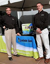 Representatives of Laclede Gas