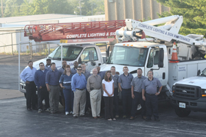 Lighting Service, Inc. staff