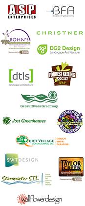 Columbine level sponsor logos