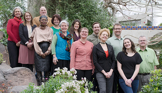 EarthWays Center staff photo