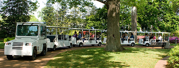 Wonderful Private Tram Tours For Groups Are Also Available.Learn More About Group  Tours