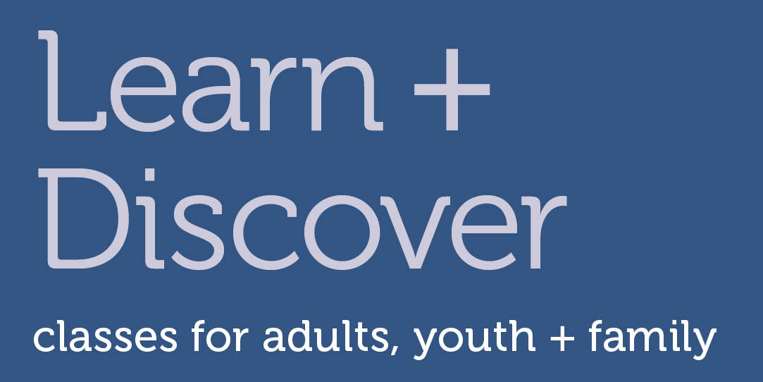 Learn and Discover - Fall/Winter 2020-2021