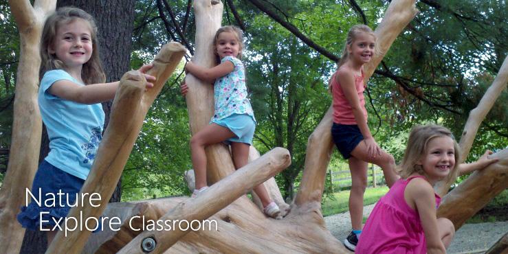 Nature Explore Classroom