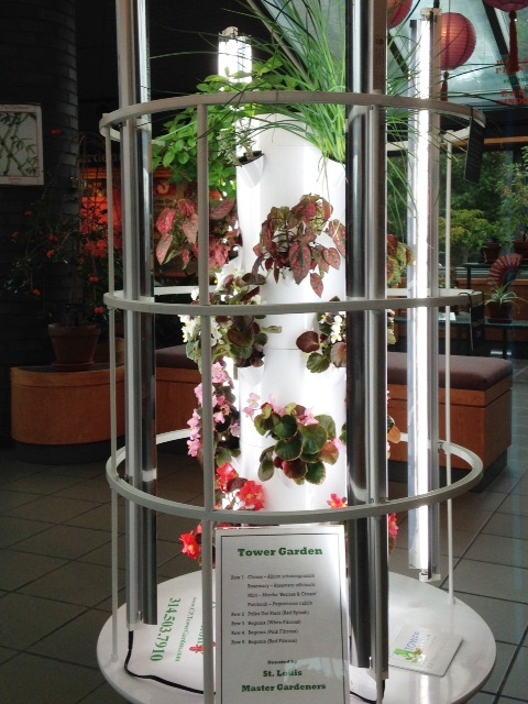The Tower Garden
