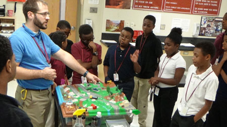 New Clean Water Education Program Offers EnviroScape® Models and Free Teacher Workshops