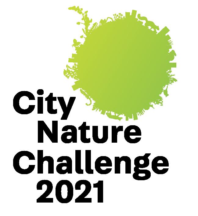City Nature Challenge 2021 logo