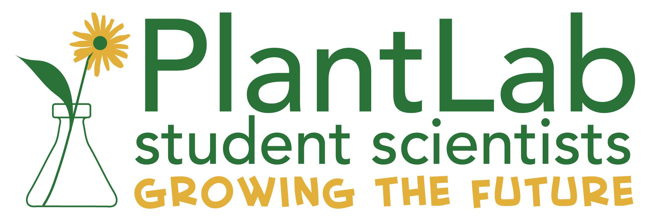 PlantLab Student Scientists logo
