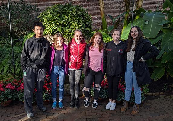 Garden Youth Fellows