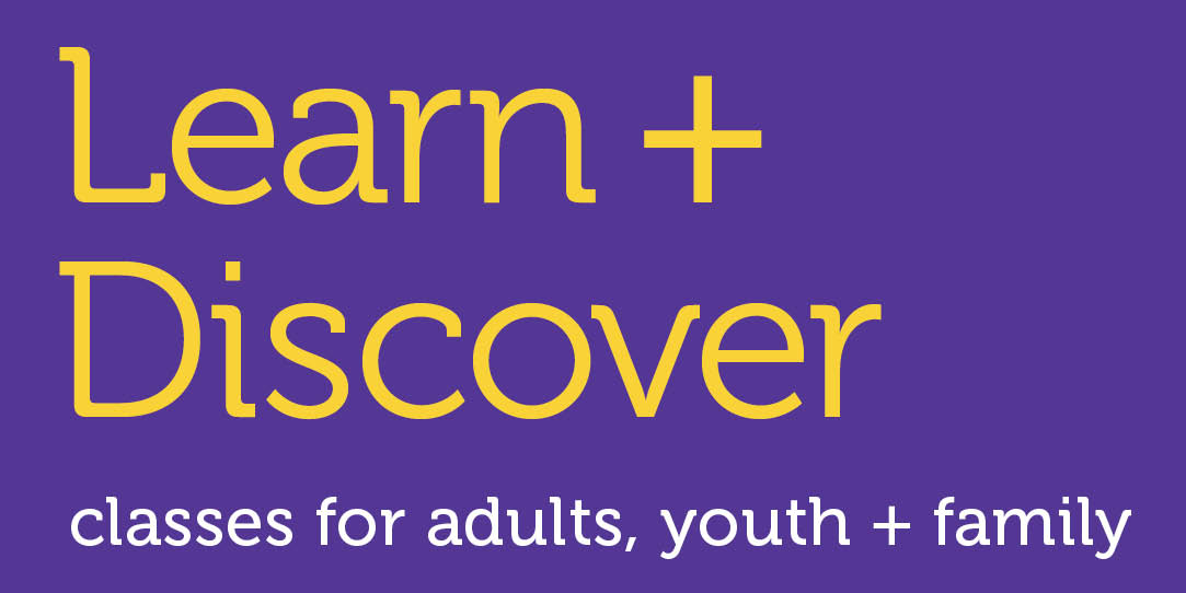 Learn and Discover - Fall/Winter 2021-2022
