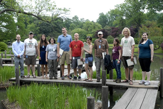 REU Group Japanese Garden
