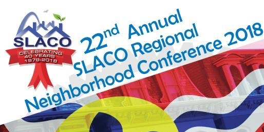 SLACO conference logo