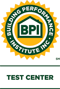 Building Performance Institute Test Center logo