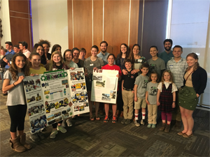 EarthWays Team Mentors Area Schools in Annual Green Schools Quest
