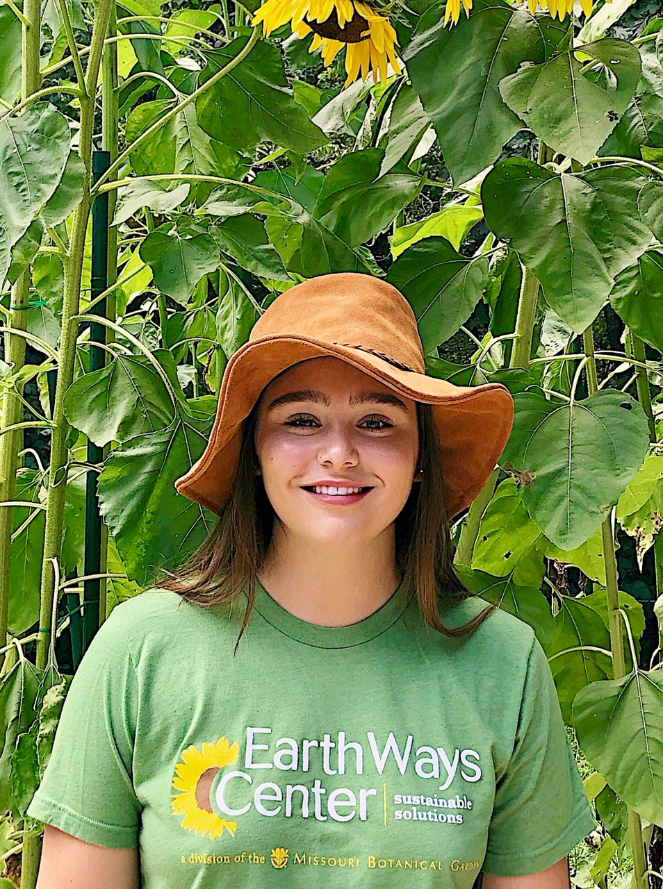 EarthWays Center Greets a New Team Member!